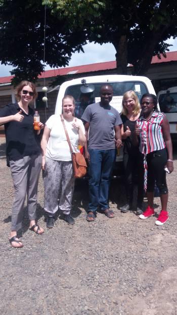 stopover on our way to samburu national park