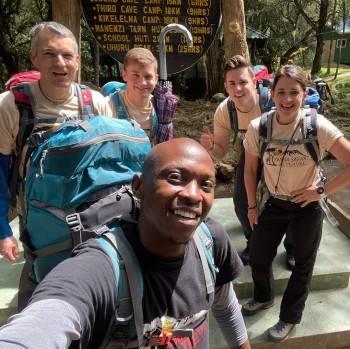 Trekking Mount Kilimanjaro tgrough Rongai Route