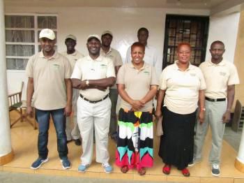 Dedicated Team Kichaos always ready to serve you.
