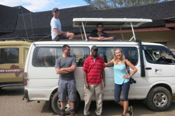 Kenya Budget Safaris Photo