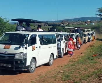 Kenya Tour Budget Safari Photo