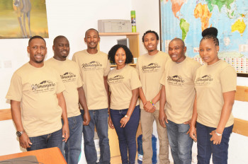 Kilimanjro Adventure Safari Club Staff