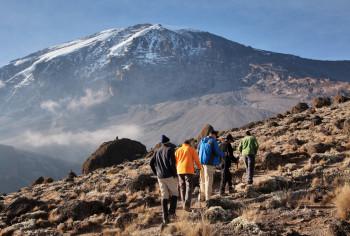 Almighty Kilimanjaro Photo
