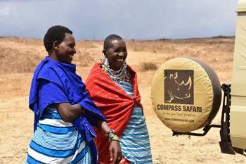 Compass Safari