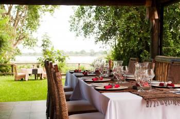 Selous Kinga Lodge Photo