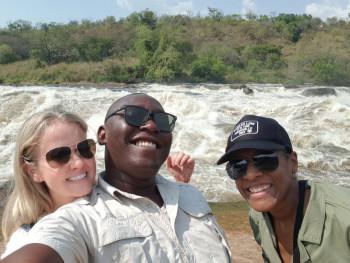Some of the Staffs of Gorilla Safaris uganda