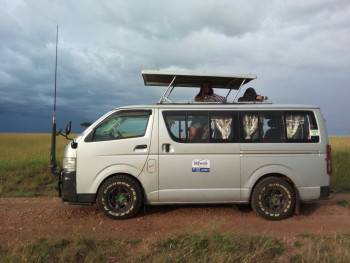 OUR CLIENTS IN MASAI MARA