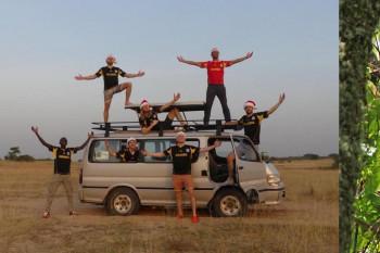 Safari on Christmas Day