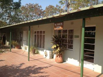 The Booking Company Office in  Maun, Botswana