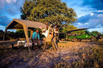 Gifts of The Kalahari Safaris Photo