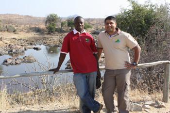 Team Gazelle Safaris in Ruaha