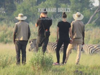 Kalahari Breeze Safaris Photo
