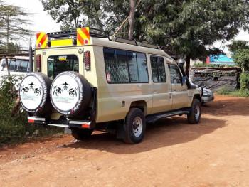 Liger Safaris Photo