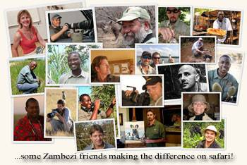 """ZAMBEZI"" is a registered trademark"